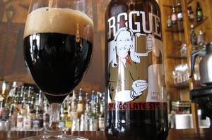 Drink Beer at Rogue Ales, Newport, Oregon