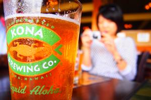 Drink Beer at Kona Brewing Company, Hawaii's Big Island