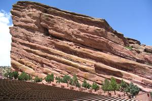 See Concert at Red Rocks Amphitheatre, Colorado