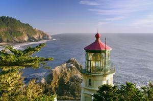 See Heceta Head Light, Oregon
