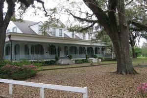Stay at Myrtles Plantation, Louisiana