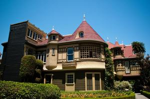 Visit Winchester Mystery House, San Jose, California