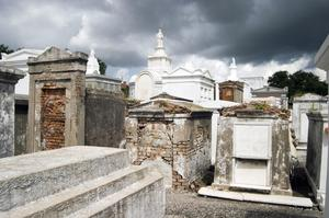 Visit Saint Louis Cemetery, New Orleans, Louisiana