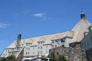 Stay at Timberline Lodge, Oregon