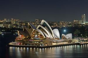 See Sydney Opera House, Australia (UNESCO site)