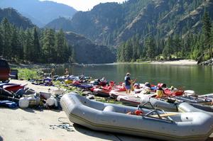 Raft or Kayak the Middle Fork, Salmon River, Idaho