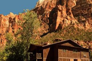 Stay at Zion Lodge, Zion National Park, Utah