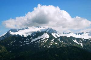 Summit Mount Olympus, Olympic National Park, Washington