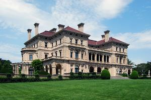 Tour The Breakers Mansion, Newport, Rhode Island