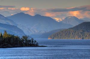 Travel the Inside Passage, Canada & US