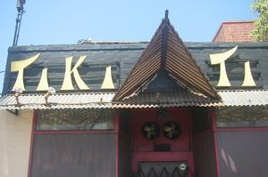 Sip a Tropical Drink at Tiki Ti, Sunset Boulevard, Los Angeles, California