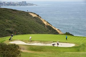 Golf Torrey Pines Golf Course, California