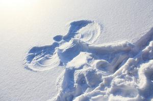 Create a Snow Angel