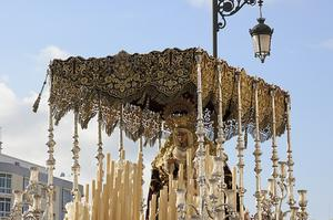 Attend Semana Santa (Holly Week) in Málaga, Spain