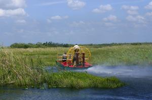Go Airboating in the Everglades, Florida