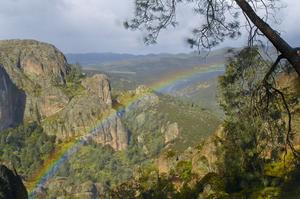 Explore Pinnacles National Park, California