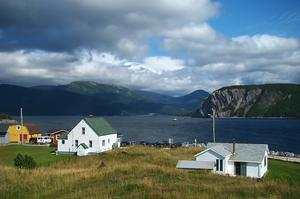 Explore Bonne Bay, Gros Morne National Park, Canada