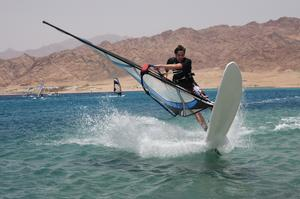 Windsurfing or Kitesurfing Dahab, Egypt