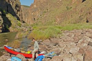 Raft or Kayak Owyhee River, Idaho