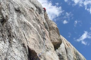 Rock Climb Tahquitz & Suicide Rock, California