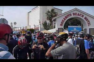 Ride Rosarito-Ensenada Fun Bike Ride, Baja, Mexico