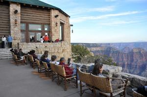 Stay at Grand Canyon Lodge, Arizona