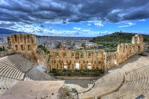 Attend an event at Odeon of Herodes Atticus Theatre, Athens