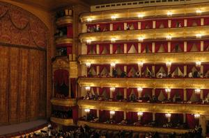 See a Performance at Bolshoi Theatre, Moscow, Russia