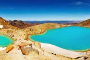 Explore Tongariro National Park, New Zealand (UNESCO site)