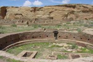 Explore Chaco Culture National Historical Park, New Mexico (UNESCO site)