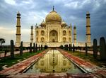 Visit Taj Mahal,  India (UNESCO site)