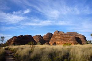 Explore Purnululu National Park (Bungle Bungles), Western Australia (UNESCO site)