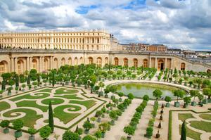 See Palace and Park of Versailles, France (UNESCO site)