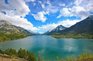 Explore Waterton Lakes National Park, Canada (UNESCO site)