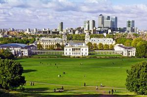 Explore Greenwich Park & Royal Observatory, London, England (UNESCO site)